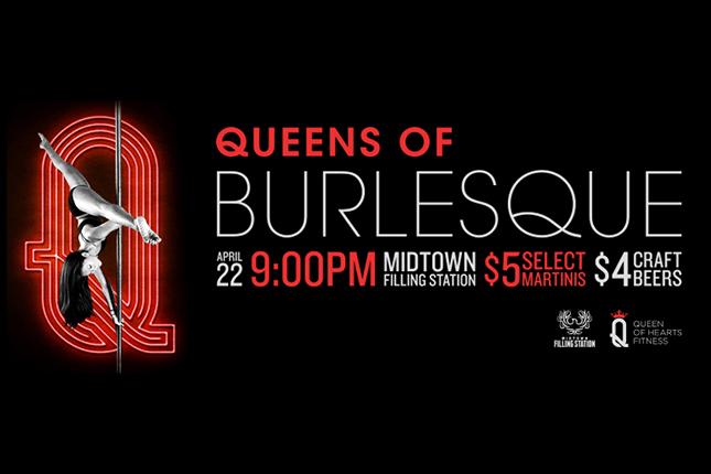 Queens of Burlesque